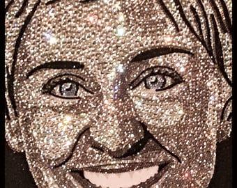 Ellen Degeneres Portrait