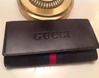 Vintage Gucci Wallet Clutch