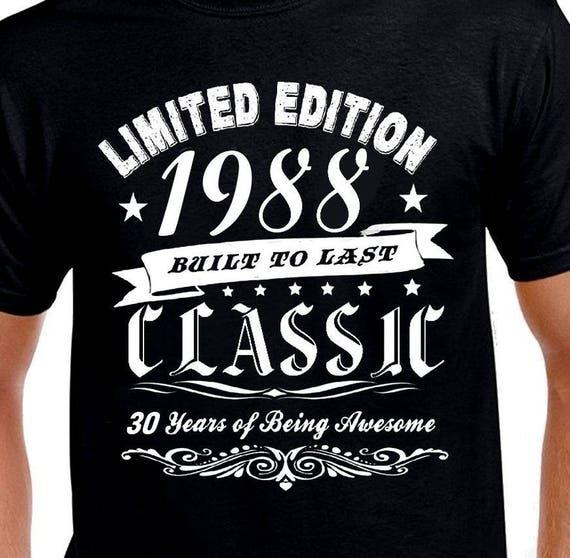 cadeau verjaardag man 30 jaar