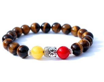 Moon Light Buddha Bracelet