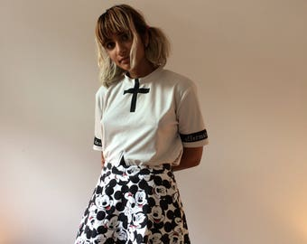 Mickey Mouse Disney Skirt