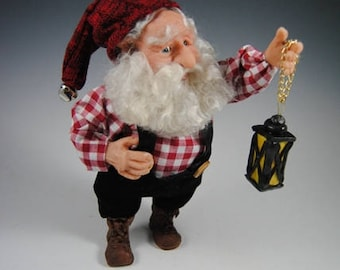 """Nisse/Tomte/Gnome/""""Thor Lights the Way"""""""