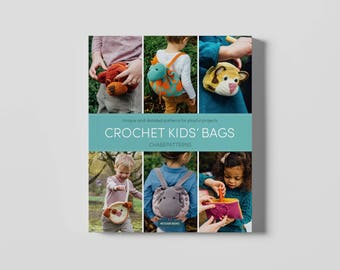 Crochet Kids Bags PDF book