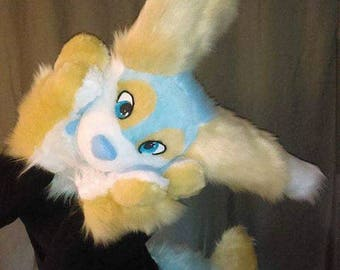 Custom Fursuit Partial