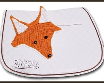 Fox Fly Bonnet and Pad