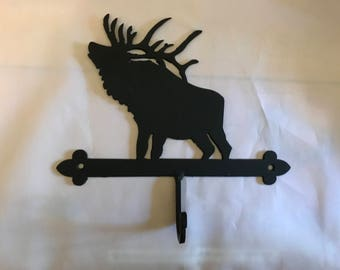 Animal Single Hook Key Holder/Hat Holder