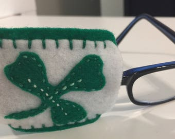 Clearance Clover Eye Patch For Glasses