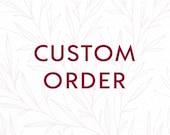 Custom Order for tgaru15