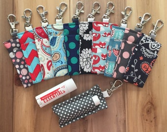 Chapstick Holder - 23 options - Lip Balm Holder - rodan fields lip shield