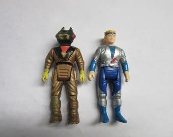 Dino Riders 1987 Tyco Valorian Nova Action Figure, Dino Riders Antor Action Figure, Tyco Dino Riders, Dino Riders, 1987 Dino Rider,