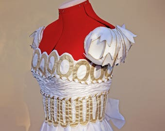 Custom made Princess Serenity dress