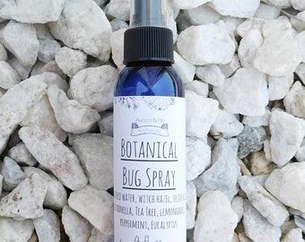 Summer Sale Natural Bug Repellent, Insect Repellent, Bug Spray, Camping Essentials, Natural Mosquito Repellent, Citronella Lem