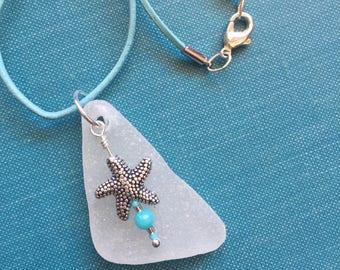Sea Glass & Sea Star