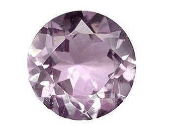 Genuine Amethyst 11mm Round Shape