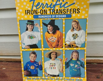 Terrific Iron on transfers