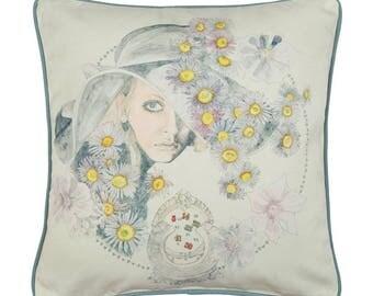 Virgo Zodiac Cushion