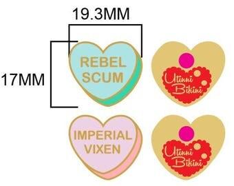 Star Wars Valentine | Etsy