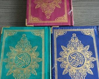 Gold Color Quran Small   Arabic Quran      Wedding Gift   Muslim gift   Eid gift   Ramadan Gift   Nikah gift   Learn Arabic