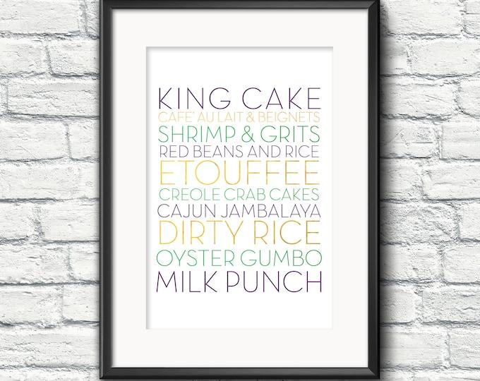 Featured listing image: King Cake | Mardi Gras Eats
