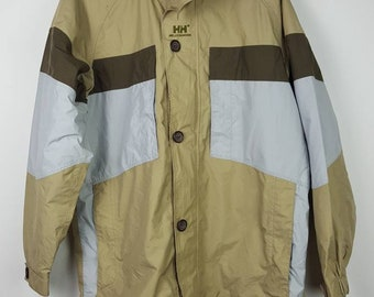 Vintage Helly Hansen Wateeproof Windbreaker Sailing Jacket
