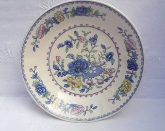 Masons Patent Ironstone 'Regency' Soup Cereal Fruit Dessert Bowl  7 3/4""