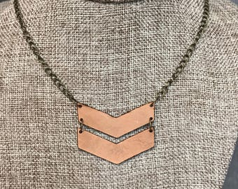 Boomerang Leather Necklace, Arch Necklaces, Laser Engraved, Customized Jewelry, Bursting Barns Laser Engraving