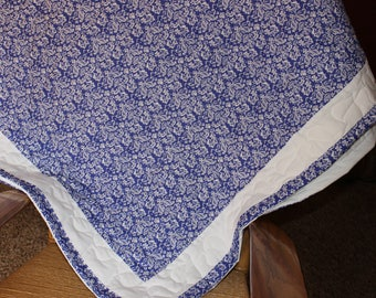 Custom Quilts -Custom Made to Order Quilt -Large / Oversize Throw Quilt - Supply your own fabrics