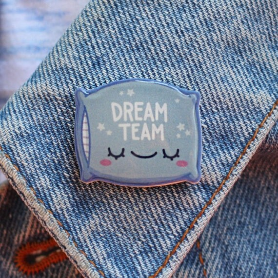 Dream Team Pin