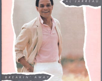 Al Jarreau - Breakin' Away (1981) Vinyl LP  We're In This Love Together