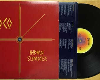 Poco - Indian Summer (1977) [NM/NM] - vinyl LP