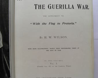 After Pretoria and with the Flag to Pretoria 2 Volume Set 1902