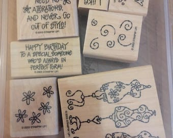 Stampin' Up! I like your style stamp set