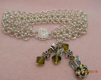Okinawa Beaded Bracelet