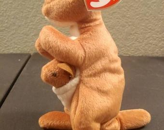 Beanie Baby Original - Pouch the Kangaroo