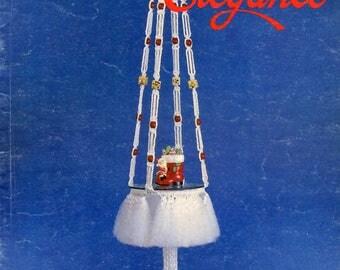 Christmas Elegance In PDF instant download version , ebook vintage