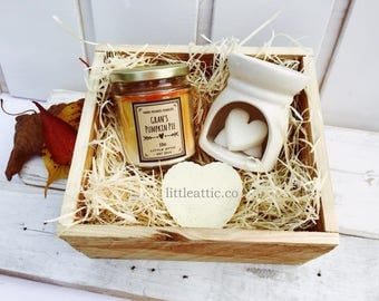 Scented Soy Candle Gift Set, Soy Candles, Scented Soy Candles, Soy Candles With Gift Box, Soy Candle Gift Set, Luxury Candles