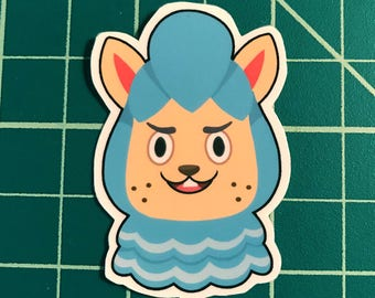 Animal Crossing Sticker | Cyrus