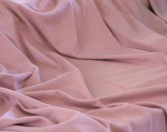 Zephyr - C-Pauli Solid - Organic Cotton Double knit UK Seller