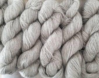 100% mohair sport weight yarn from Legend