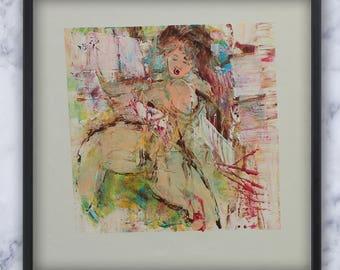 Body - Original Painting