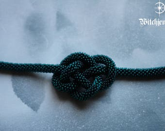 "Necklace ""Josephine's Knot"""