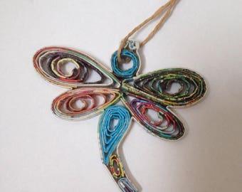 Dragonfly ornament | Etsy