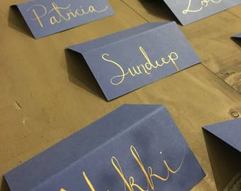 Petsonalised Place cards