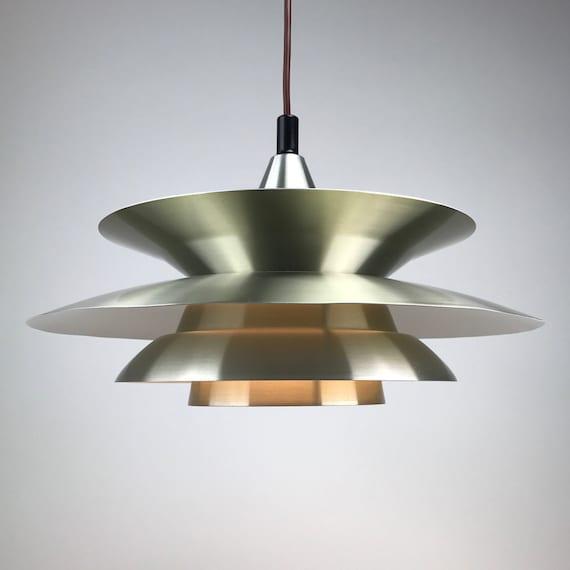 Beautiful classic danish ceiling light Lyskaer hanging lamp