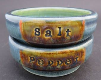 Salt and Pepper Cellars