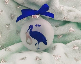 Maternity Christmas Ornament