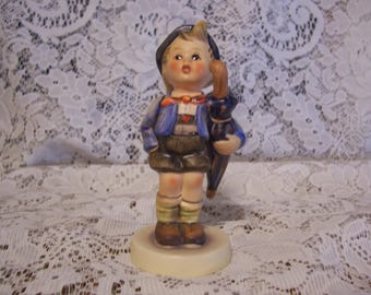 "Hummel ""Home From Market"" Figurine"