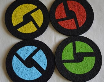 Disco Biscuits Coasters