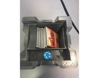 Magic the gathering Deck Box]MTG] Cards] Deck Box]Stuff] Nerdy Save The Date] Geeky Gift Idea] Custom Deck]TCG] Cthulhu Deck Box]