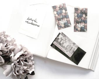 "7 x 8.8"" // Elegant White Textured Hard Cover Pocket Photo Album 。 4 x 6"" Photo Album 。 Wedding Album 。 Baby Memory Book"
